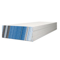 "LITE DRYWALL, 54""x8'x1/2"", White"