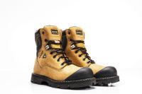 "ROYER 8"" BROWN CSA BOOT"