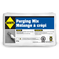 "KING PARGING MIX 25KG, 12""x20"", Grey"