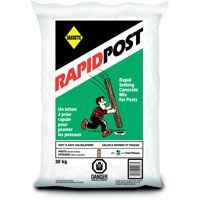 SAKRETE RAPID POST 30KG Grey