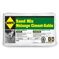 "SAKRETE SAND MIX 30KG, 12""x20"", Grey"
